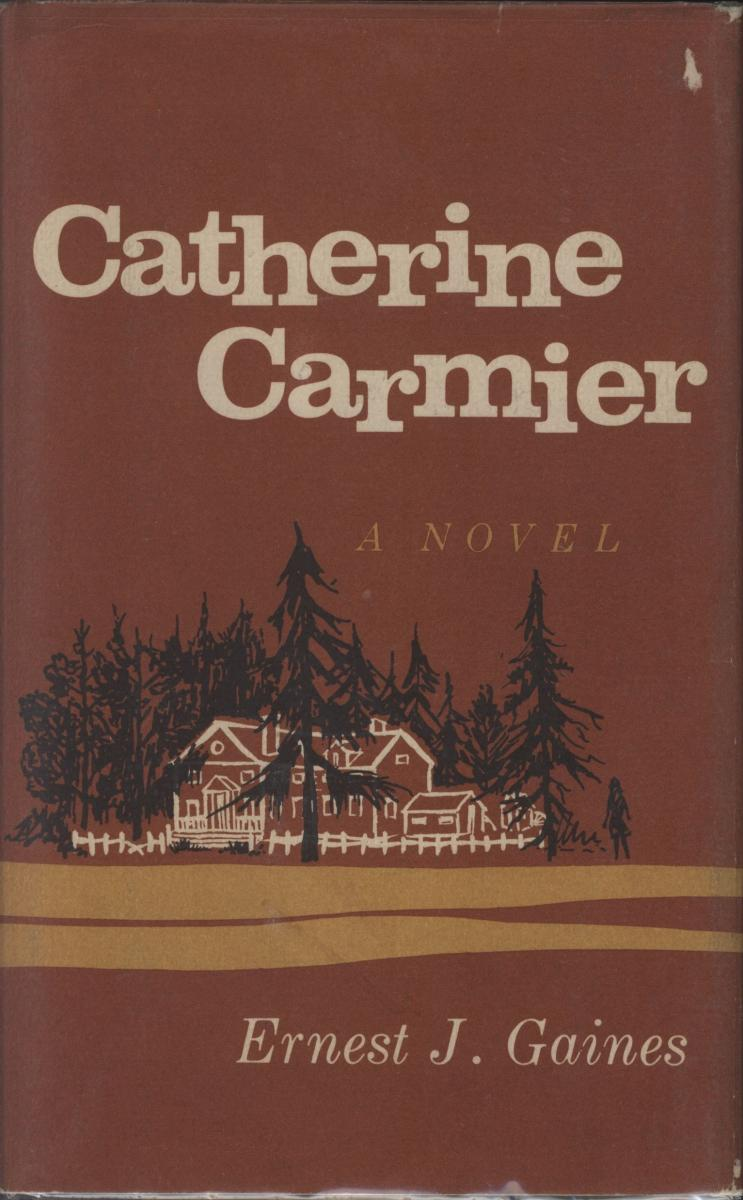 Catherine Carmier Book Cover
