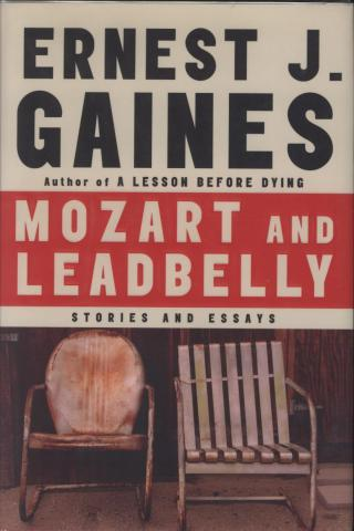 Mozart and Leadbelly Book Cover